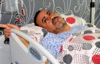 Haluk Levent Kazada Yaralandı