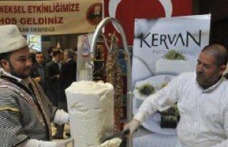 Kahramanmaraş'ın Zengin Tatları İstanbul'da