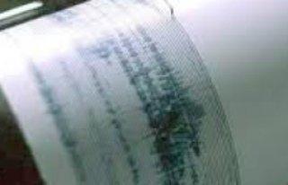 Antalya'da 4.6 Büyüklüğünde Deprem