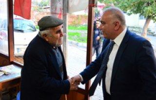 Talak'tan Çiğli'ye Yaşlı Bakımevi