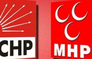 MHP'den CHP'ye Sert Yanıt
