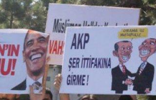 Erdoğan'a 'IŞİD' Tepkisi