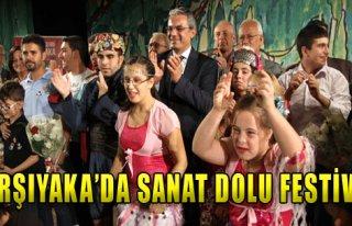 Karşıyaka'da Sanat Dolu Festival