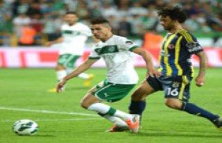 Bursaspor-Fenerbahçe:2-3