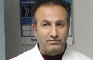 Orhangazi'de Hastanede Doktora  Saldırı