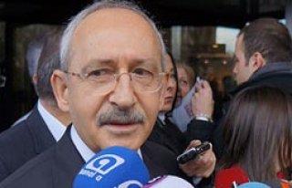 Kılıçdaroğlu Samsun'dan Yüklendi