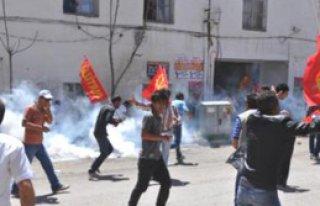 Tunceli ve Van'da Olaylı 1 Mayıs