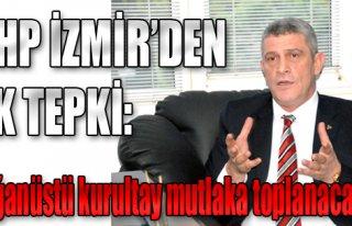 MHP İzmir'den İlk Tepki