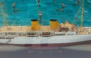 Ahşap Model Gemi Sergisi