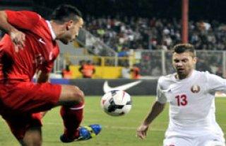 Türkiye:2-Belarus:1