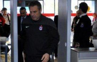 Trabzonspor Eksik Kadroyla Gitti