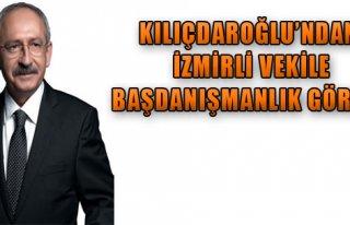 İşte Kılıçdaroğlu'nun Yeni Başdanışmanı