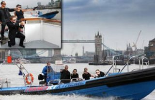 Londra'da Terör Alarmı