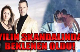 Murat Başoğlu ve Hande Bermek Anlaşmalı Boşanıyor