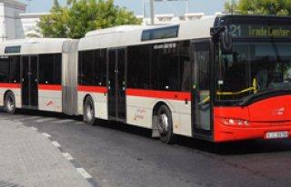 İzmir'e 100 Körüklü Otobüs Daha!