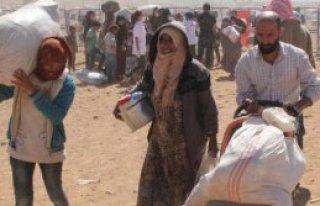 Işid İle Ypg, Türkiye Sınırında Çatışıyor
