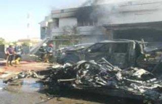 Irak'ta Kan Durmuyor: 38 Ölü!