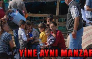 İzmir'de Bildik Kurban Manzaraları!