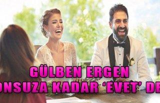 Gülben ve Erhan Evlendi
