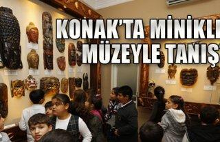 Bir Günde 5 Müze Birden Gezdiler