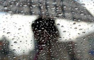 'Yağmurun Şiddetli'si Geliyor!