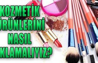 Kozmetik Ürünleri Nasıl Saklanmalı?