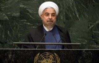 Ruhani'nin Bm Konuşması İran Basınında