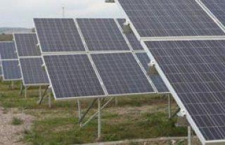 Bornova'nın Enerjisi Güneş'ten