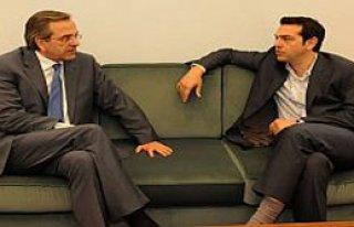 Samaras, Hükümeti Kuramıyor
