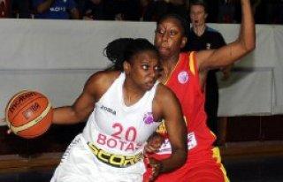 Adana Botaş - Maccabi Bnot : 61-78