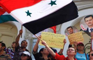 Suriye'den ABD'ye Yanıt