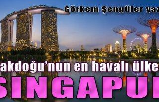Uzakdoğu'nun En Havalı Ülkesi: SINGAPUR