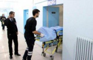 Nusaybin'de Kaza: 1 Ölü