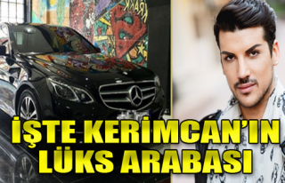 Kerimcan Durmaz'ın Lüks Arabası