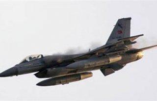 F-16 Uçağı Düştü, Pilot Kurtuldu