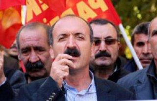 Tunceli'de Silvan Protestosu