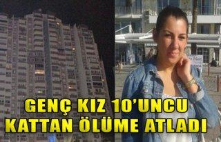 Türkiye'ye Gelen Alman Kız İntihar Etti