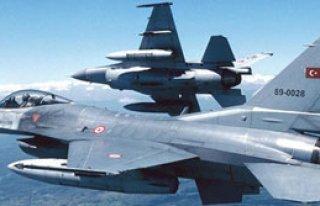 Şemdinli'de PKK Hedefleri Vuruldu