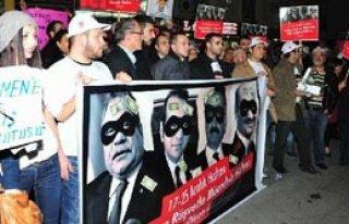 CHP'li Gençlerden Eylem!