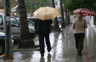 Dikkat Sağanak Yağış!