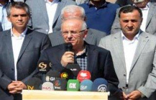 Diyarbakır'da 'tampon Bölge İstemiyoruz' Açıklama