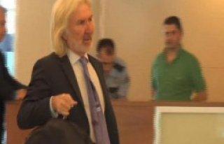 Berlin Büyükelçisi Türkiye'ye Döndü
