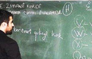 Kürtçe Eğitim Lise Düzeyinde Olacak