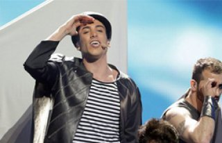 Eurovision'da Nefesler Tutuldu