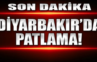 Diyarbakır'da Bombalı Saldırı: Yaralılar Var