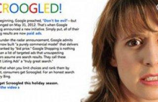 Google'ı 'Vuran' Kampanya
