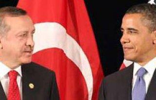 Erdoğan Obama ile Görüştü!