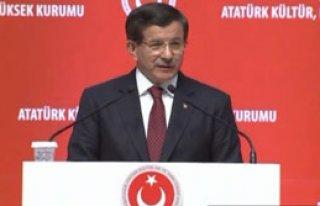 Davutoğlu'ndan 2023 Vurgusu