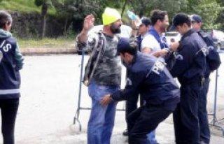 Ereğli'de Erdemir Protestosu