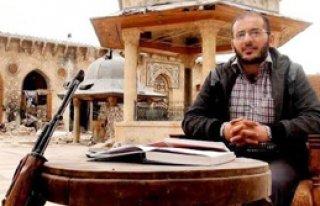 Suriyeli Gazeteci Ağır Yaralı